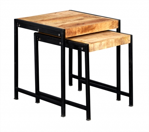 Cosmo Industrial Table Nest