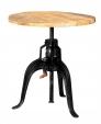 Cosmo Industrial Crank Table