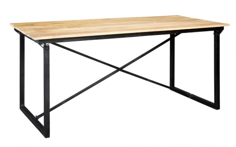 Cosmo Industrial Dining Table