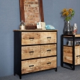 Cosmo Industrial Chest