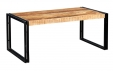 Cosmo Industrial Coffee Table