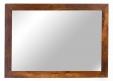 Cuba Cube Sheesham Mirror
