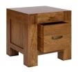 Santana Rustic Lamp Table