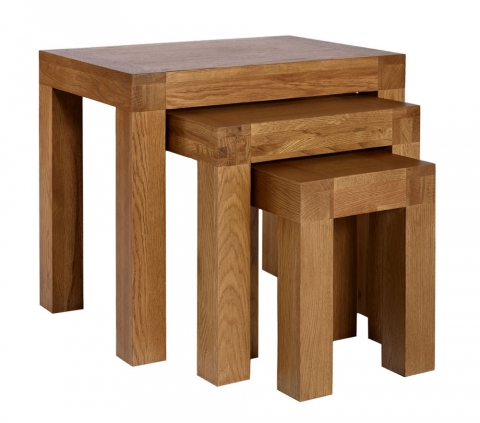 Santana Rustic Table Nest