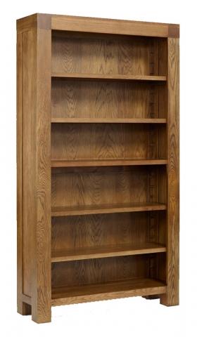 Santana Rustic Bookcase