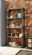 Ascot Large Bookcase