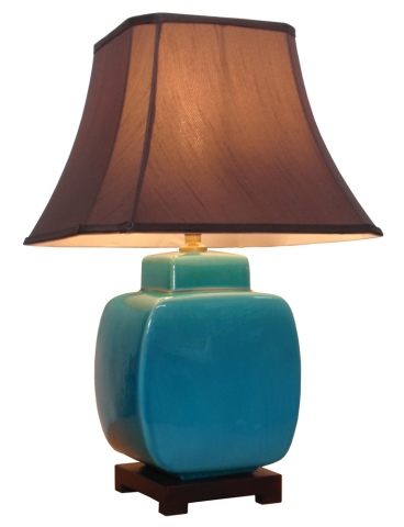 Chinese Table Lamp (Pair)