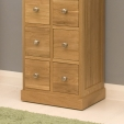 Mobel Oak Chest of Drawers