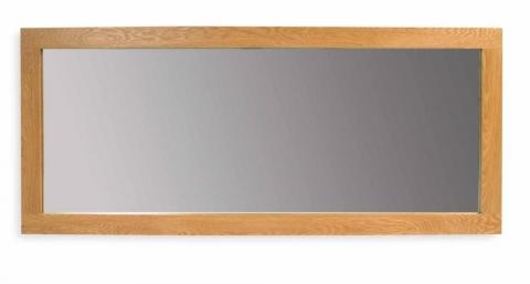 Hereford Oak Mirror