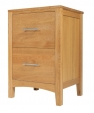 Hereford Oak Filing Cabinet