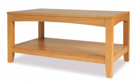 Hereford Oak Coffee Table