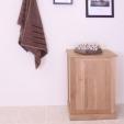 Mobel Oak Laundry Bin