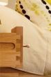 Hereford Oak Bedside