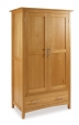 Hereford Oak Wardrobe