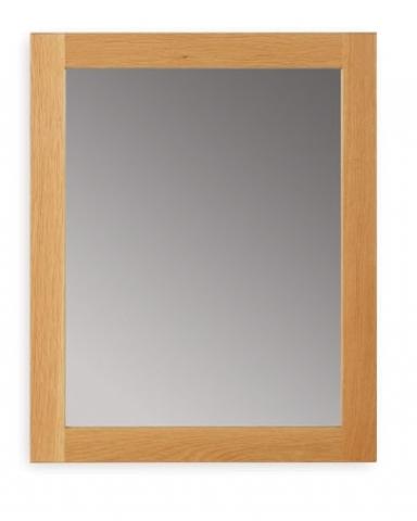 Hereford Oak Wall Mirror