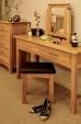 Hereford Oak Table Mirror