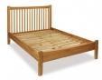 Hereford Oak Superking Bed