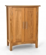 Hereford Oak Shoe Cabinet