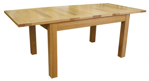 Hereford Rustic Oak Dining Table