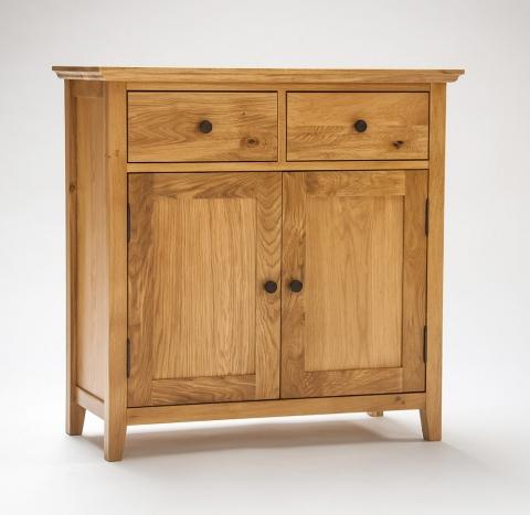 Hereford Rustic Oak Sideboard