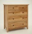 Hereford Rustic Oak Chest