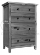 Hereford Rustic Oak Medium Chest