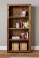Heyford Large Oak Bookcase