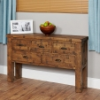Heyford Oak Console Table