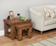 Heyford Oak Nest of  Tables
