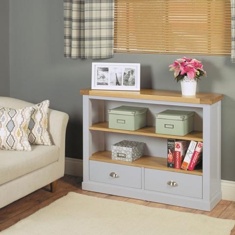 Chadwick Low Bookcase