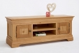 Normandy Oak TV Unit