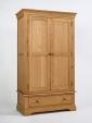 Normandy Oak Wardrobe