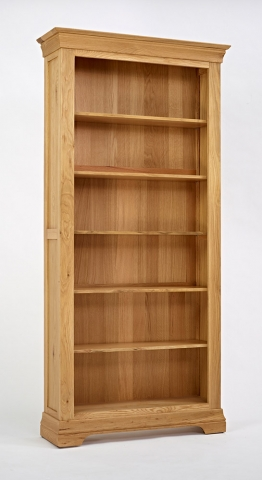 Normandy Oak Bookcase