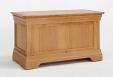 Normandy Oak  Blanket Box