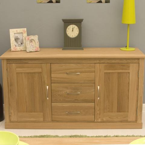 Mobel Oak Sideboard