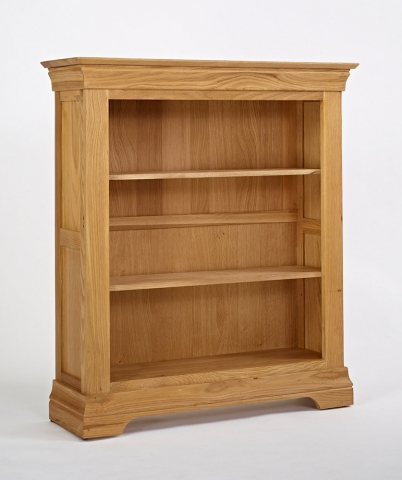 Normandy Oak Bookcase