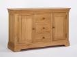 Normandy Oak Dresser Base