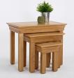 Normandy Oak Table Nest