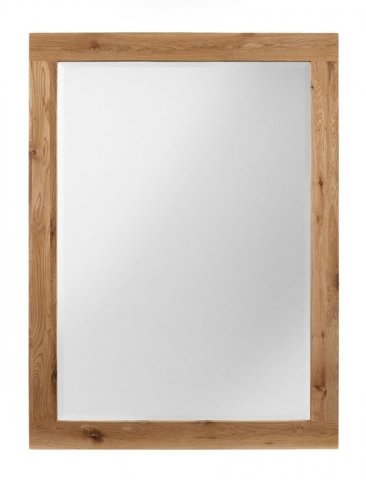 Lansdown Oak Mirror