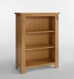 Lansdown Oak Bookcase