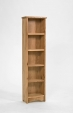 Lansdown Oak CD/DVD Rack