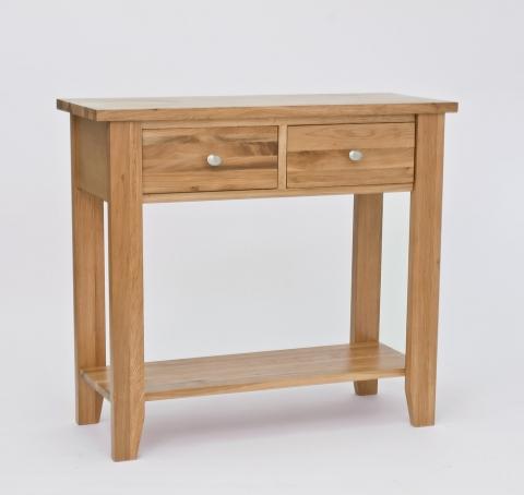 Lansdown Oak Console Table