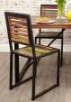 Urban Chic Dining Chair (Pair)