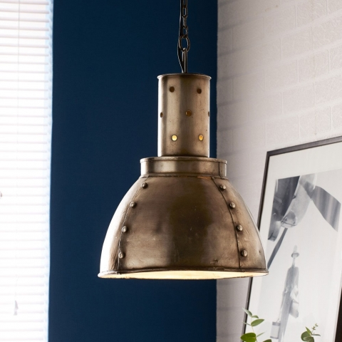 Metalic Hanging Lamp