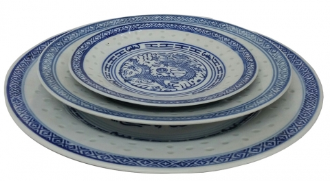Set of 6 Plates - Small