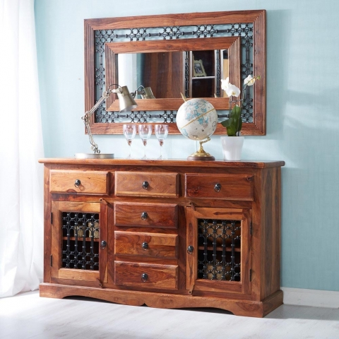 Jali Large Sideboard