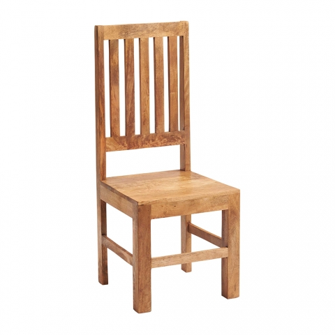 Toko Light Mango Dining Chair