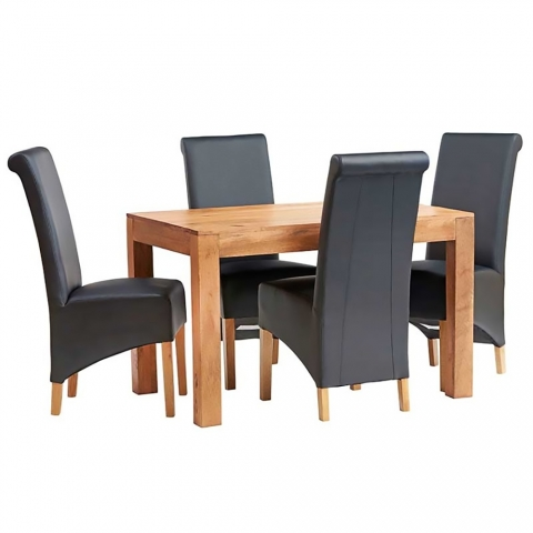 Toko Light Mango Dining Set 2