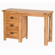 Cherbourg Oak Dressing Table