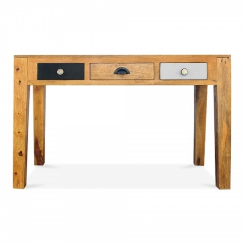 Jasmine Table with Drawers